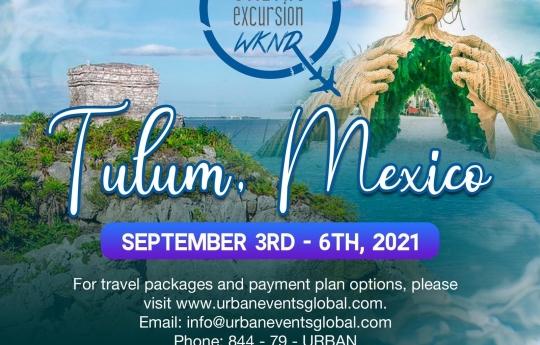 Tulum, Mexico 2021!