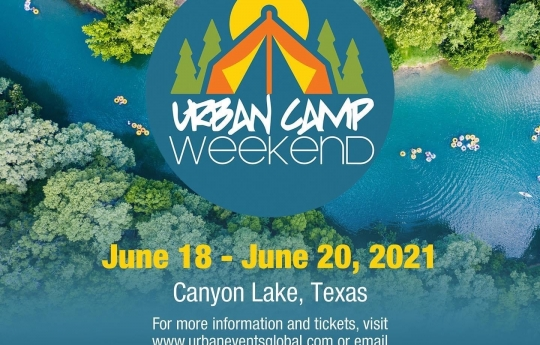 Urban Camp Weekend Summer 2021!