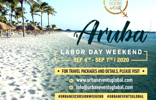 Aruba - Urban Excursion Weekend 2020
