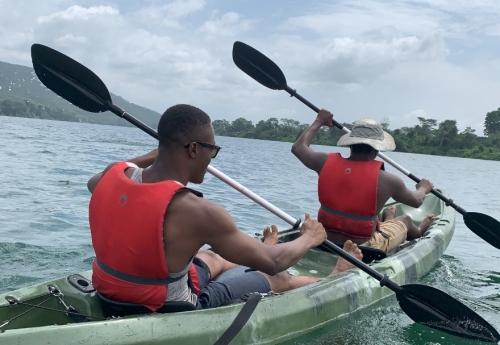 Sporty Adventures In Ghana