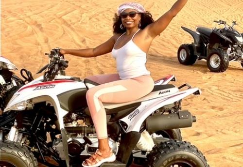 Love, light, luxury, and adventure in Dubai