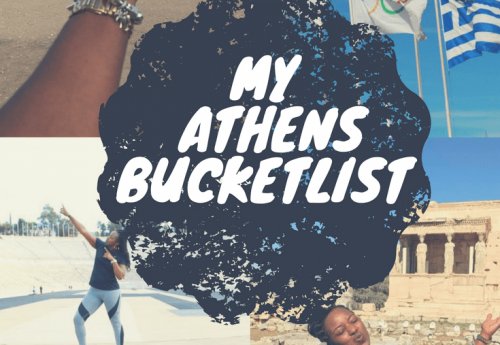 Dear Diary, Welcome to Athens, Greece!