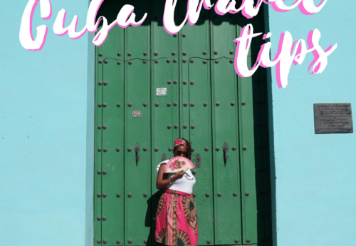 How to travel to Cuba right now and tips from a solo female traveler