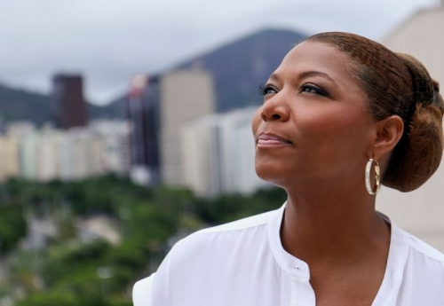 Queen Latifah Wants To Inspire More Black Travel Through New Mini-Series