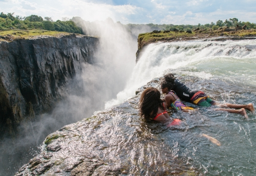 VISITING THE DEVIL'S POOL, VICTORIA FALLS: EVERYTHING YOU NEED TO KNOW
