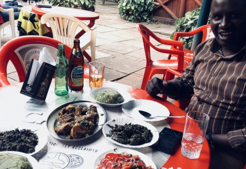 3 Lessons I Learned While Sharing A Meal With A Kenyan