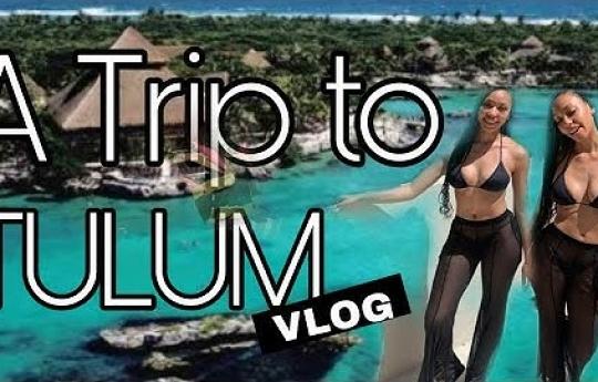 A Trip to Tulum | VLOG | 2021