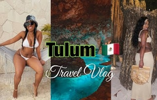 TULUM BIRTHDAY VLOG | ADVENTURES, FOOD & NIGHTLIFE |