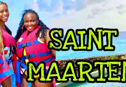 St. Maarten Travel Vlog | Sonesta Maho Beach Resort | TRAVELING SISTAHOOD