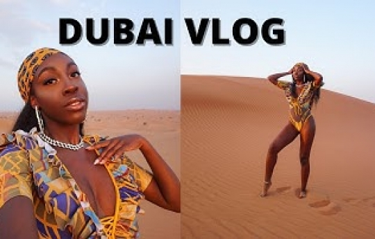 PLANNING MY TRIP TO DUBAI IN 24 HOURS|DUBAI VLOG| Sincerely Oghosa