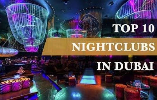 Top 10 Night Clubs in Dubai (2020)