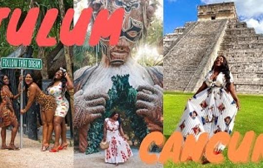 Mexico Vlog | Tulum & Cancún