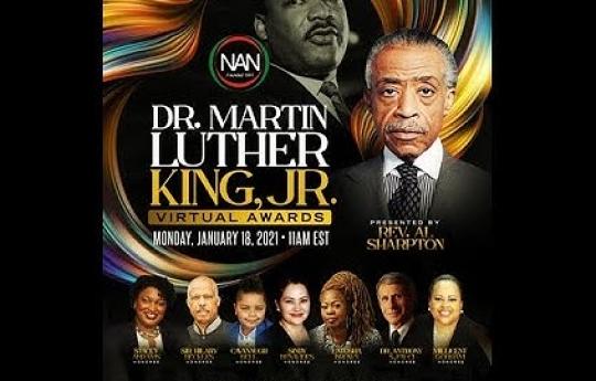 Dr. Martin Luther King, Jr. Virtual Awards