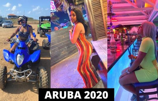 I Went To Aruba Vlog !! March, 2020