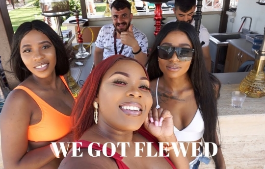 WE GOT FLEWED OUT TO TURKEY!!! VLOG
