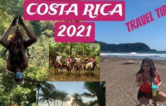 #costarica #Covid travel COSTA RICA 2021 (entry requirements ) || flight attendant life. vlog#1
