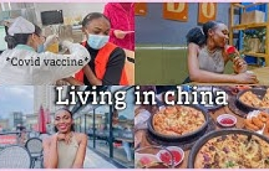 LIVING IN CHINA || I took the covid vaccine(after effects),dubbing competition,Chinese Valentine's