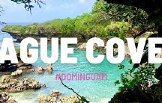 Ague Cove - GUAM HIKES | DOMATELLA