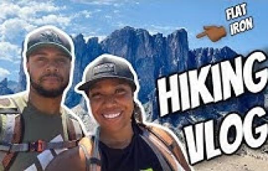 Hiking in ARIZONA 2021 || Black Couple