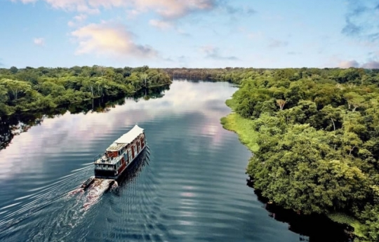 Song on the Amazon River