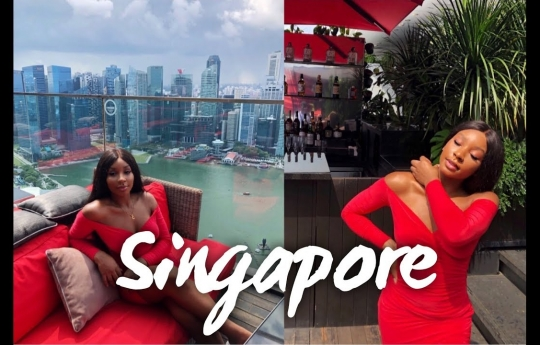 TRAVEL VLOG   Welcome to SINGAPORE