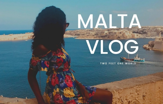 Travel Vlog || MALTA - Girls trip & Night life