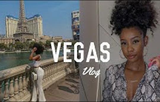Las Vegas Travel Vlog 2020   Pandemic Edition
