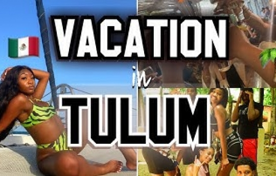VLOG: VACATION TO TULUM, MEXICO 🇲🇽 🌴  Traveling During COVID-19 😷