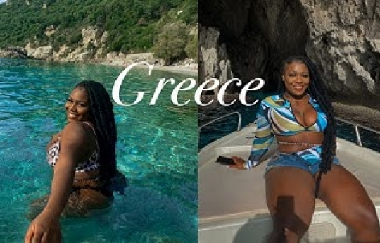 GREECE TRAVEL VLOG   TRAVELLING DURING A PANDEMIC  SWIMMING IN CAVES   NEW TATTOO   CITY ADVENTURES.