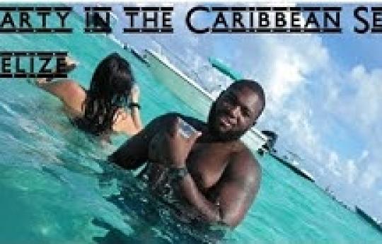 The Black Travel Addict Vlog Belize City: Fun, Beaches and Rum