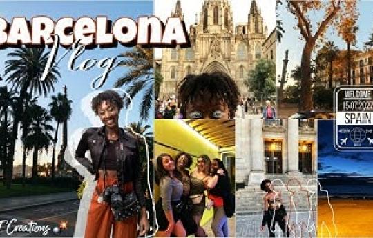 BARCELONA VLOG | Exploring, Clubbing, & Good Vibes
