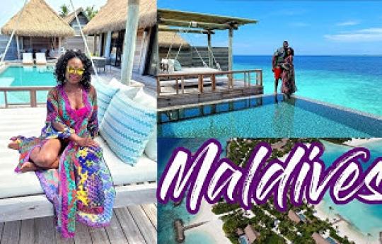 Maldives 2021 Vlog Part 1 | Waldorf Astoria Maldives | Luxury Resort Maldives Vlog